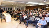 קהל המאזינים בכנס המהלך האסטרטגי ה17
