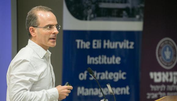 בהרצאה בכנס פורום הגבלים עסקיים ורגולציה-1