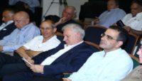 בעת הרצאה כנס SICC
