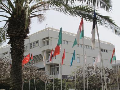 מבנה המכון